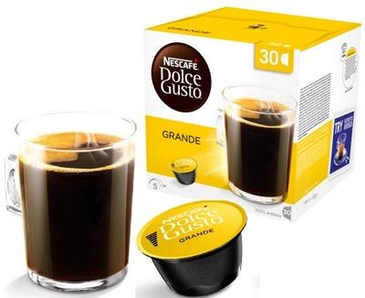 Nescafe Dolce Gusto кофе Grande XXL 30 капсул