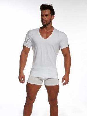 CORNETTE t-shirt kOSZULKA w serek 203 NEW XXL