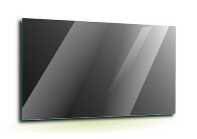 Zrkadlo - Lustro nowoczesne łazienkowe Proste 100x90 STYLOWE