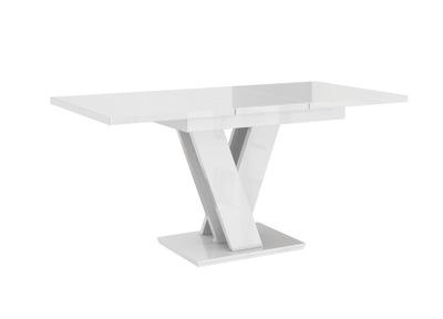 стол ?????????? 120-160 Белый блеск 5дней +