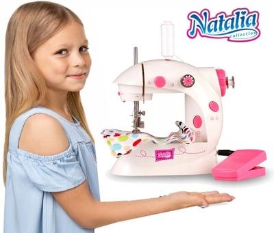 NATALIA reálne šijací Stroj pre deti 8+