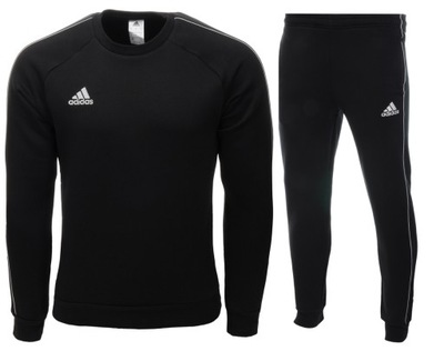 ca9cc69f0 Dres adidas komplet czarny rozm.152 - 7282149375 - oficjalne ...