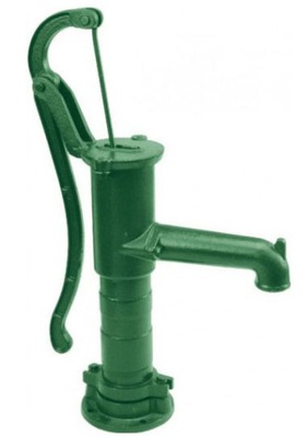 Насос ручная для сада для Воды abisyńska abisynka