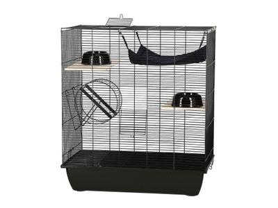 клетка ДЛЯ ШИНШИЛЛА дегу помойную крысу + гамак