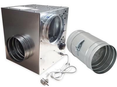DOSPEL Turbínový Ventilátor krb KOM II 600 tesnenia