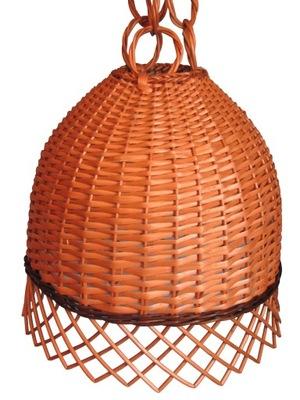 Luster Tkané Luster Viniča Lampa 26 cm FI