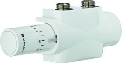 Heimeier MULTILUX termostatické ventile z559 biela