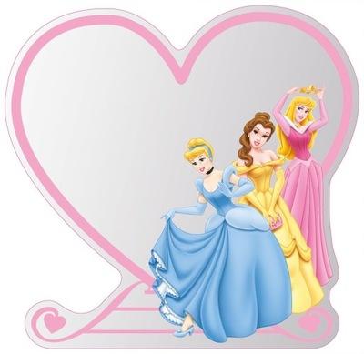 Fototapeta Disney Princess Mirror 55111