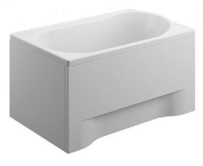 KÚPEĽŇA pre malú kúpeľňu, kryt sifónovej nohy 110x70