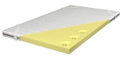 Podložka na matrac 6typ VISCO MEMORY 140x200
