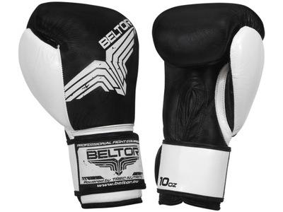 Beltor Boxerské Rukavice Pro-Boj 12 oz tým, TRECIE