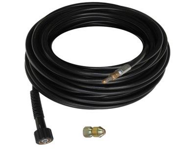 Príslušenstvo pre Karcher - Hadicové hadice 25M pre hadicu na čistenie trubiek + trysky