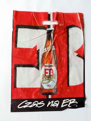 EB nowa reklamówka torba foliowa 37x49 cm