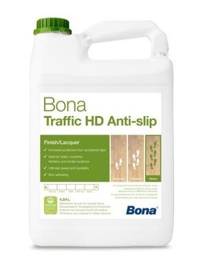 BONA TRAFFIC HD ANTI SLIP - 4 ,95 L - СУЛЕЮВЕК