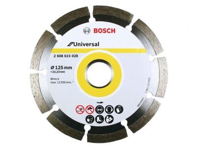 Bosch диск DIAMOND 125 ??  бетон Кирпич клинкера