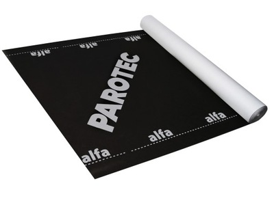 пленка ДИАФРАГМА для крыши PAROTEC АЛЬФА 1 ,5x50mb