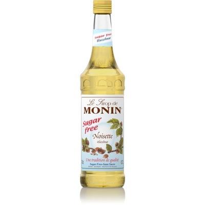 Monin сироп без сахара Орех фундук SUGARFREE