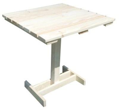Záhradný set nábytku - Záhradná terasa stôl s dreveným stolom pre balkón