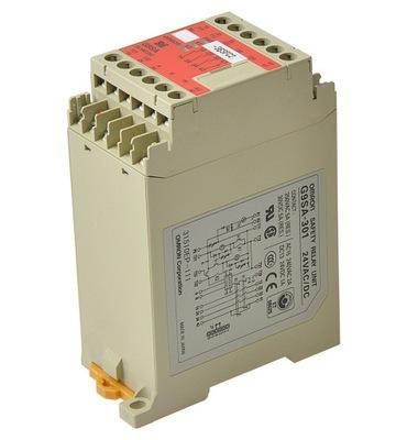 G9SA301 24VAC/DC Przekaźnik bezpieczeństwa OMRON