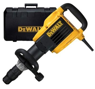 Vŕtacie kladivo - Demolačné kladivo DeWalt D25899K SDS-Max