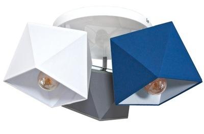 Потолочный светильник подвесной светильник АБАЖУР 3D шарнир можно LED