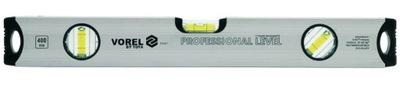 Laserový merač - Hliník na lieh 60 cm 3 injekčné liekovky VOREL