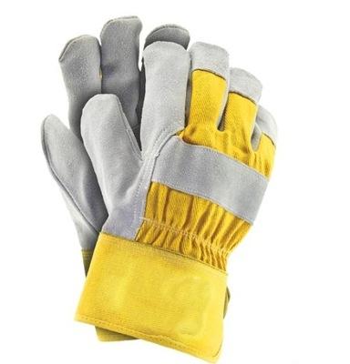 перчатки рабочие КОЖА кожа СИЛЬНЫЕ
