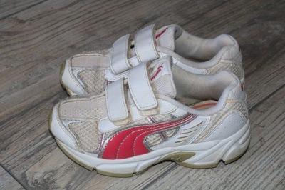PUMA super buty sportowe ocieplane oliwkowe 38