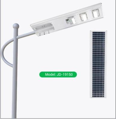 Pouličná lampa SOLÁRNE LAMPY, POULIČNÉ LED svetla LED 150W diaľkové ovládanie