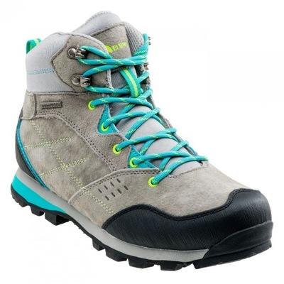 Damskie trapery i buty trekkingowe podróżuj z klasą