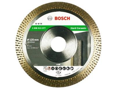 Bosch диск DIAMOND 125 ??  керамика керамогранит Мрамор