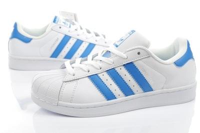buty adidas superstar ray blue s75929