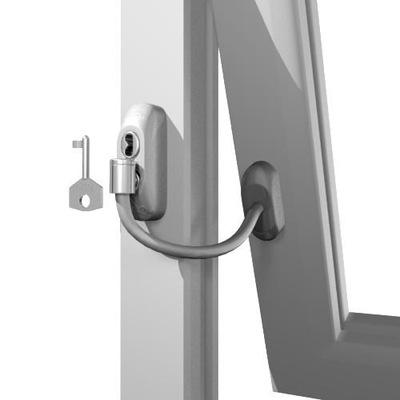 Защита блокировка окон окна ключ окна