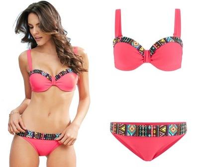 926d332aefed78 BONPRIX kostium kąpielowy bikini 44 - 7501318201 - oficjalne ...