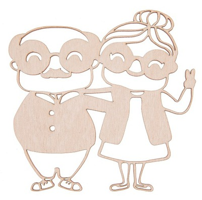 БАБУШКА щипцы instagram День Бабушки Деда decoupag