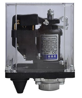 Tlakový spínač pre hydroforu LCA-2 0,8MPa386