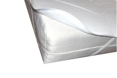 Podložka na matrac - OCHRANIACZ NA MATERAC PODKŁAD 80x170 WODOODPORNY