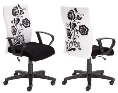 Krzesło biurowe obrotowe ZOOM LONDON Nowy Styl 7236969934
