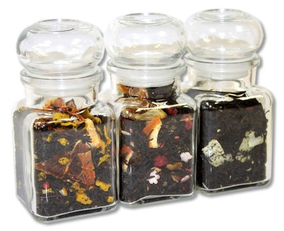комплект чай рождество в SŁOICZKACH на подарок