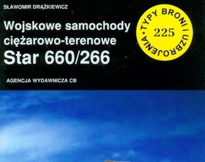 ВОЕННЫЕ АВТОМОБИЛИ CIĘŻAROWO-ПОЛЕВЫЕ STAR 660/266