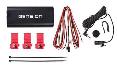 Dension Compact BT Bluetooth AUX ПЕРЕДАТЧИК FM