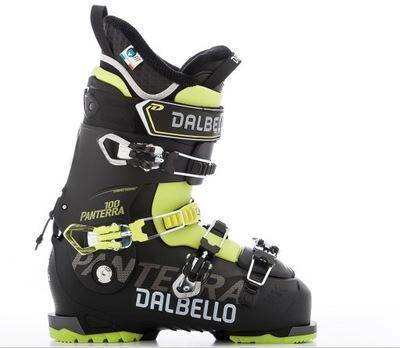 lyžiarske Topánky DALBELLO PANTERRA 100 MS 305 NOVÝCH