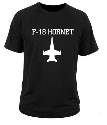 koszulka F-18 HORNET  t-shirt f-16 air bus