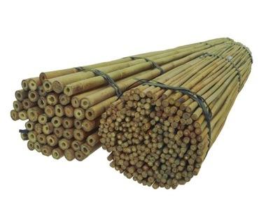 BAMBUSOVÉ TYČE 180 cm 20/22 mm /50pcs, bambus