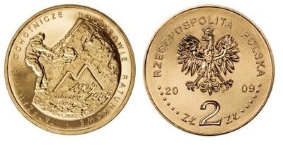 2 zł(2009) - 100. rocznica Powstania TOPR