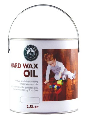 FIDDES MAT Olejowosk bezfarebný olej, vosk, 2.5 L