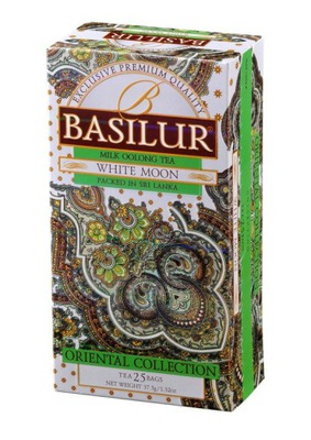 чай Basilur Oriental White Moon 25т milk oolon
