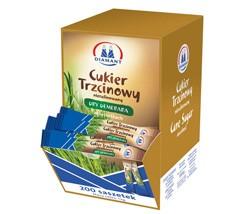 DIAMANT сахар тростниковый в пакетиках 200 х 5 Г