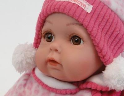 DIEŤA NARODÍ veľká BÁBIKA-baby hovorí, spieva POĽSKÝ