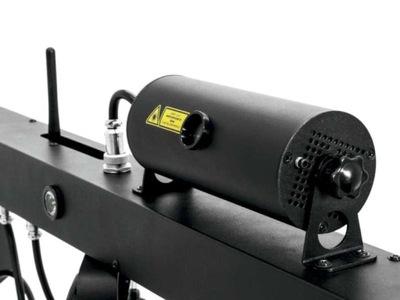 EUROLITE LED KLS laser bar FX super zestaw 4w1